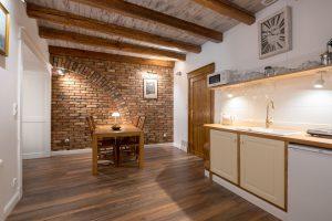 Apartament No 1 Kuchnia- Old House Apartments