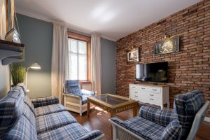 Apartament No 3 Salon - Old House Apartments