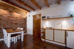 Apartament No 3 Jadalnia - Old House Apartments