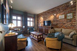 Apartament No 4 Salon - Old House Apartments