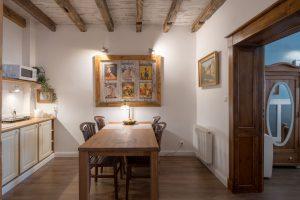 Apartament No 4 Kuchnia - Old House Apartments